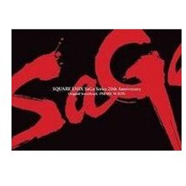 中古アニメ系CD SQUARE ENIX SaGa Series 20th Anniversary Original ...