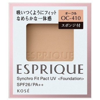 エスプリーク シンクロフィットパクト UV(OC410)レフィル