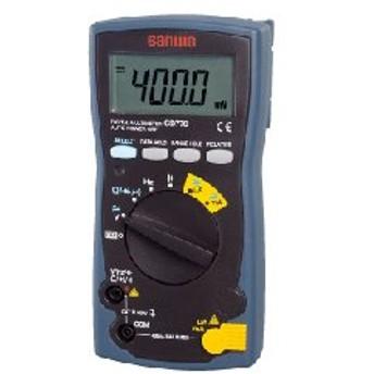 三和電気計器 (SANWA) デジタルマルチメータ CD770