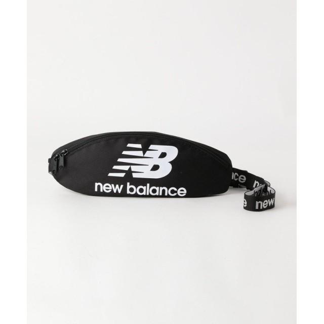 コーエン New Balance(ニューバランス)ボディバッグ ユニセックス BLACK FREE 【coen】