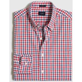 [ジェイクルー] J.CREW 正規品 メンズ 長袖シャツ PATTERNED WASHED SHIRT e5677 L 並行輸入品 (コード:4100743827-4)