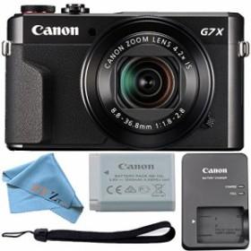 Canon PowerShot g7X Mark II 20.1MP 4.2X光学ズームデジタルカメラと内(新品未使用の新古品)