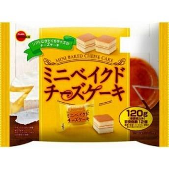 ブルボン ミニベイクドチーズケーキ 120g x12 4901360333608