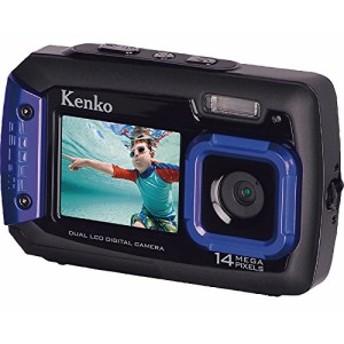 ケンコー 防水1400万画素デジタルカメラ 【デジカメ デジタルカメラ 防水 1(中古良品)