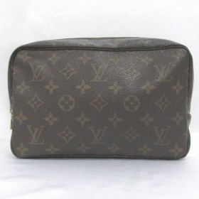 ルイヴィトン Louis Vuitton ルイ. モノグラム トゥルーストワレット23 M47524 バッグ 【中古】【あすつく】