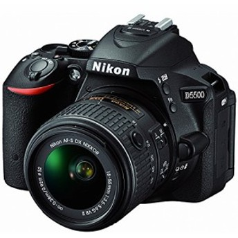 Nikon d550024.2MP DSLRカメラwith 3.2-inch LCD 1855mm VR DXレンズ(中古良品)