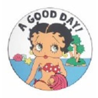 【アメリカン雑貨】【Betty Boop】ラバーコースター【SLBT01】【ベティ・ブープ】【コースター】【コップ置き】【アメリカ雑貨】【像】【