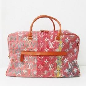ルイヴィトン Louis Vuitton モノグラムパルプ ウィークエンダーGM M95736 バッグ 【中古】【あすつく】