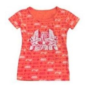 中古Tシャツ(男性アイドル) AAA Tシャツ オレンジ レディースサイズ 「AAA TOUR 2013