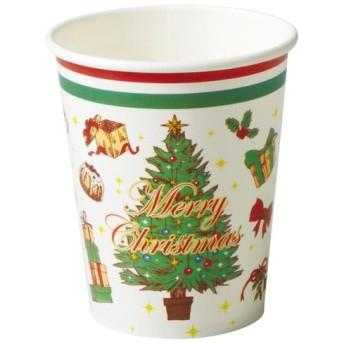 クリスマスシリーズ コップ メリークリスマス PT365 8枚×10セット