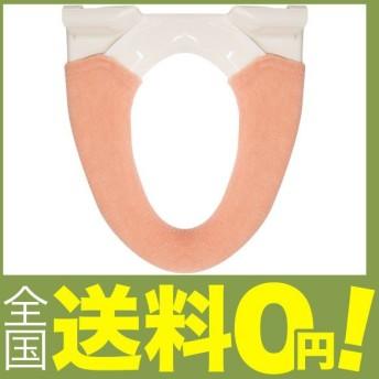 オカトー 便座カバー 洗浄暖房 ピンク 洗浄暖房タイプ ツリーピース