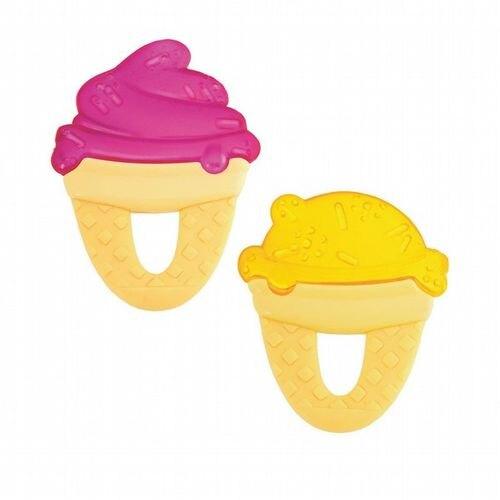 Chicco 冰淇淋冰凍固齒玩具1入(隨機出貨)★愛兒麗婦幼用品★