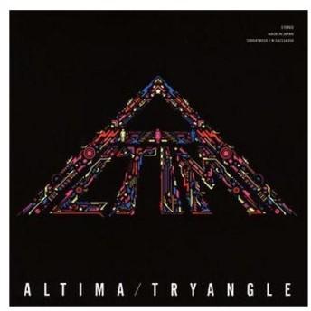 中古アニメ系CD ALTIMA / TRYANGLE[DVD付初回限定盤](特典欠)