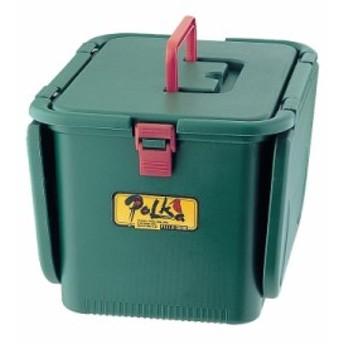 ポルカ テーブルクーラー PA-08 0002225 クーラーボックスが便利なテーブルに早変わり