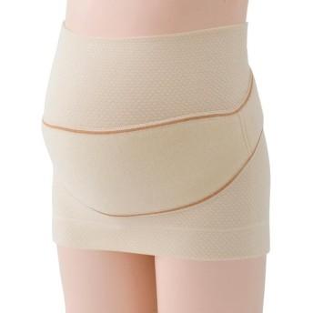 犬印 妊婦帯 はじめて妊婦帯セット M-L キナリ HB-8106