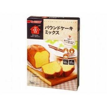 日清食品 日清フーズ パウンドケーキミックス 240g x6 4902110341256