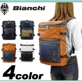 Bianchi(ビアンキ) TBPI スクエアリュック デイパック リュックサック バックパック B4 PC収納 TBPI-08 メンズ レディース 男女兼用 送料無料