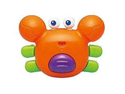 樂雅 螃蟹洗澡玩具