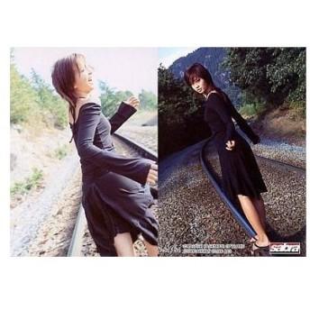 中古コレクションカード(女性) Y-54 : 安田美沙子/レギュラーカード/sabra トレーディングカード 安田美沙子