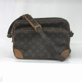 ルイヴィトン Louis Vuitton モノグラム ナイルMM M45244 バッグ 【中古】【あすつく】