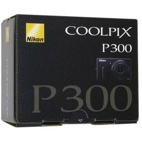 【中古】Nikon製 デジタルカメラ COOLPIX P300 1220万画素 元箱あり