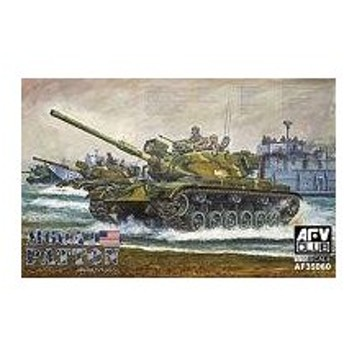 中古プラモデル 1/35 M60A1 パットン [AF35060]