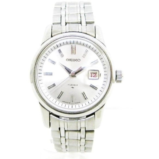 newest collection 3f33e aea5b 時計 セイコー レディース腕時計 手巻き 2118-0230 【中古 ...