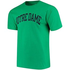 Champion Notre Dame Fighting Irish Kelly Green Champion Basic Arch T-Shirt スポーツ用品 2XL 【並行輸入品】