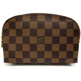 ルイヴィトン Louis Vuitton ダミエ ポシェット.コスメティック N47516 バッグ 【中古】【あすつく】