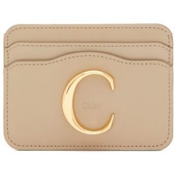 Chloé C レザーカードケース