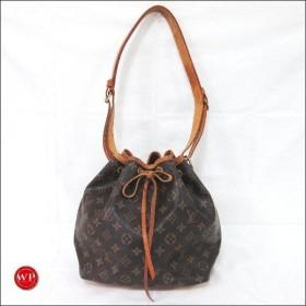 ルイヴィトン Louis Vuitton プチノエ ショルダーバッグ M42226 【中古】【あすつく】