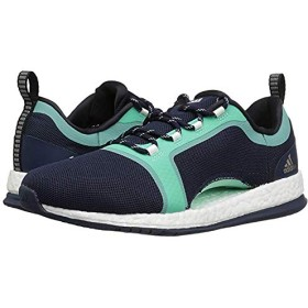 [adidas(アディダス)] レディーススニーカー・靴・シューズ Pure Boost X TR 2 Collegiate Navy/Core Black/Easy Green US 7.5 (24.5cm) B - Medium [並行輸入品]