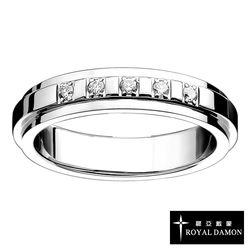羅亞戴蒙【驚豔】戒指(小)RZ417