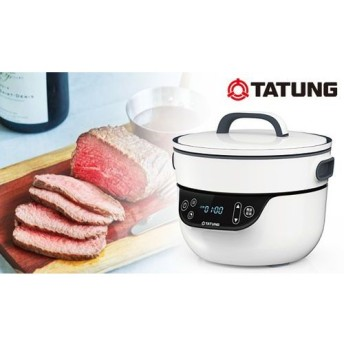 【60%OFF】1台で「煮込み」「グリル」「オーブン」などの調理を叶えるマルチな調理器具。水を加えずうま味をぎゅっと閉じ込める「無水調理」も簡単《フュージョンクッカー TSB-3016EA》 家電 キッチン家電 ホットプレート・グリル鍋 au WALLET Market