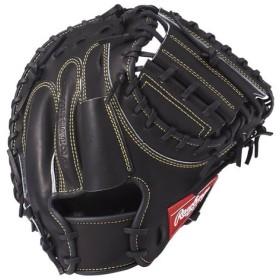 右投げ用 ブラック ローリングス 硬式用 ローリングスゲーマー[キャッチャー用]GH8G2AC  野球 ベースボール