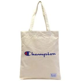 【33%OFF】 ギャレリア チャンピオン トートバッグ Champion ヒース B4 A4 大きめ キャンバス 55562 ユニセックス ホワイト F 【GALLERIA】 【セール開催中】
