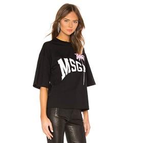 MSGM(エムエスジーエム)オーバーサイズTシャツ/2641MDM164【日本正規品】Tシャツ レディース【XS】