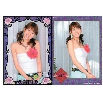 中古コレクションカード(女性) RG-37 : 小清水亜美/レギュラーカード/「小清水亜美」トレーディングカード