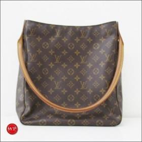 ルイヴィトン Louis Vuitton モノグラム ルーピングGM M51145 バッグ 【中古】【あすつく】