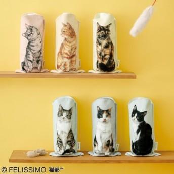 YOU+MORE! 机の上におすわり 猫のペットボトルタオルの会 フェリシモ FELISSIMO【送料:450円+税】