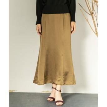 SENSE OF PLACE(センスオブプレイス) スカート スカート レトロロングナロースカート【送料無料】