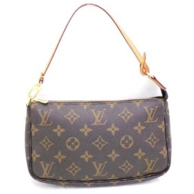 ルイヴィトン Louis Vuitton モノグラム ポシェット.アクセソワール M51980 バッグ 【中古】【あすつく】