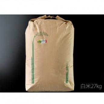 D40-017 特別栽培米 佐賀ブランド米 夢しずく 27kg(白米)