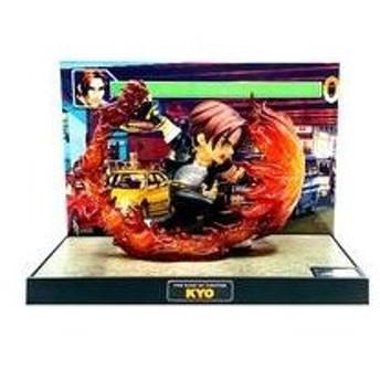 中古フィギュア T.N.C-KOF01 草薙京 「ザ・キング・オブ・ファイターズ98」 塗装済み完成品