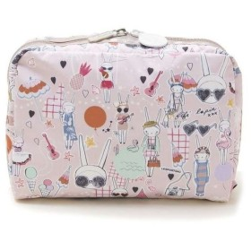 レスポートサック LeSportsac ポーチ EXTRA LARGE RECTANGULAR COSMETIC 7121 レディース FIFI POOL PARTY G621