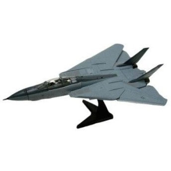 中古食玩 プラモデル 01b.F-14A トムキャット 第154戦闘飛行隊 空