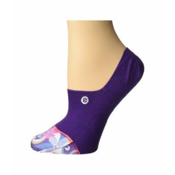 スタンス レディース 靴下 アンダーウェア Groovin Purple