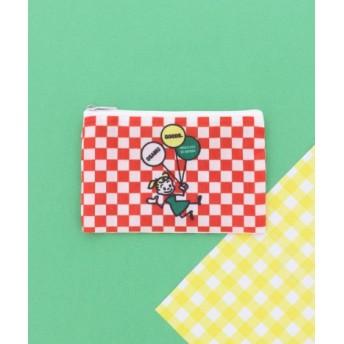 KBFBOX(ケービーエフボックス) 財布/小物 ポーチ OSAMU GOODS×KBFBOX ポーチ小