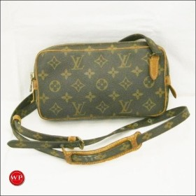 ルイヴィトン Louis Vuitton モノグラム マルリーバンドリエール M51828 バッグ 【中古】【あすつく】