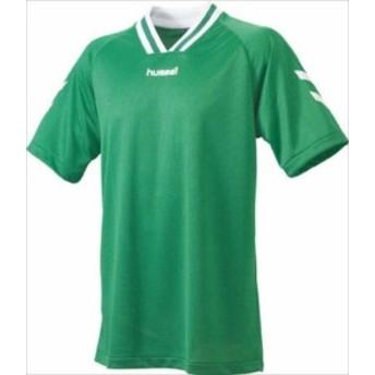 hummel (ヒュンメル) ジュニア 半袖ゲームシャツ (55) HJG3001 1908 サッカー フットサル